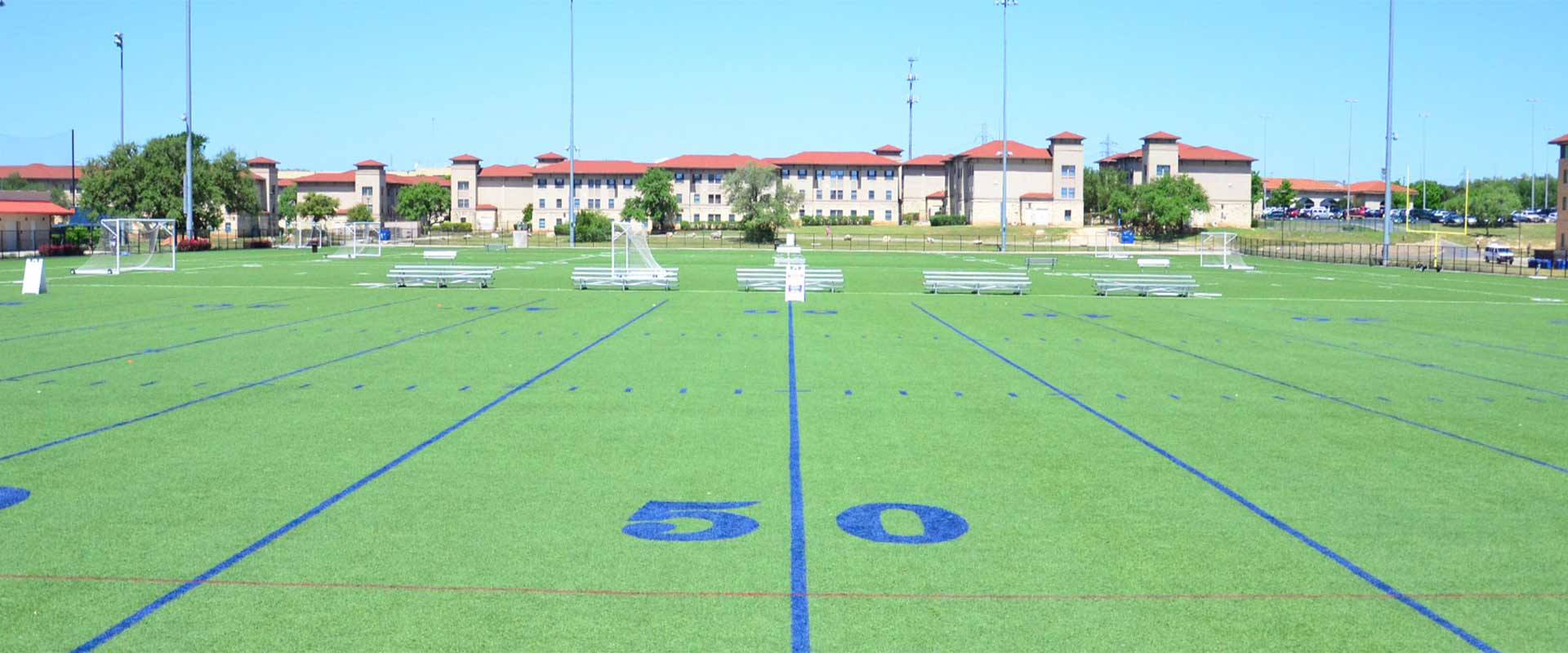 Are you looking to invest in a low maintenance athletic surface?