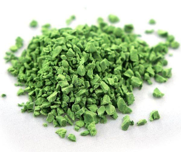 Artificial Grass rubber infill